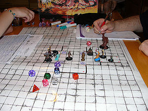 300px Dungeons and Dragons game3 How to Banish Rules Lawyers in RPGS