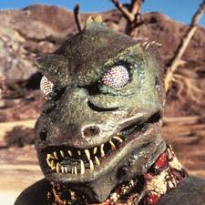 gorn closeup Growing Complex Aliens