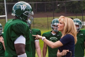 blind side sandra bullock football 300x200 The Blind Side