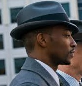 Anthony Mackie as Harry Mitchell The Adjustment Bureau: Choice, Free Will, and Predestination (Review)