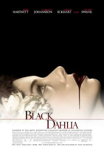 Black Dahlia poster The Black Dahlia: a Sideways Murder Mystery (Review)