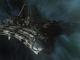 The Destiny from Stargate Universe