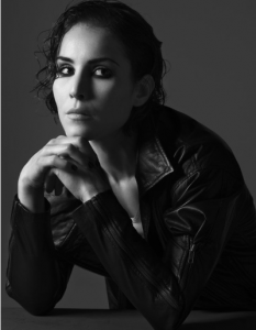 Noomi Rapace bw 233x300 The Girl With the Dragon Tattoo and My Novel MAINLINE
