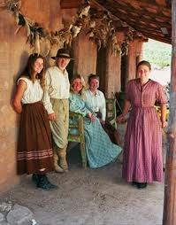 cooke family Back in Time With Living History: the PBS House Projects