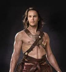 John Carter3 John Carter: Not the Burroughs Hero After All?