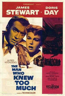 220px The Man Who Knew Too Much 1956 film The Darker Side of Doris Day