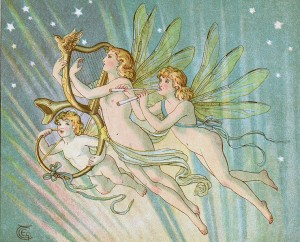 The Fairies - Emily Gertrude Thomson 1878