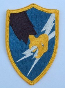 Army Security Agency uniform patch