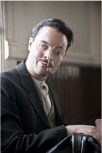 Jack Huston as Richard Harrow in Boardwalk Empire 200x300 Podcast, Episode 1: Introducing the Alien Tourist