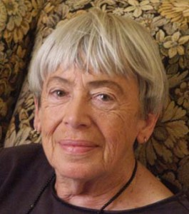 LeGuin Ursula K 265x300 Believable Worlds and Ursula Le Guin