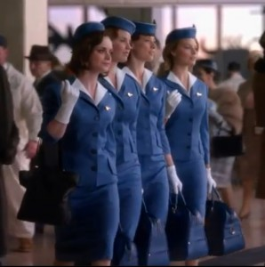 Pan Am stewardesses