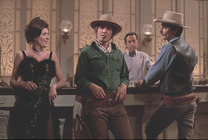Majel Barrett as Miss Carrie in Westworld (1973)