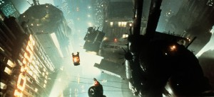 blade runner city view 300x137 Urban density and world design in my science fiction book Splintegrate