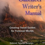 The Gazetteer Writer's Manual – my newest non-fiction
