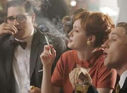 madmensmoke1 Smoking and Race on Pan Am: a CYA Start From a Mad Men Competitor