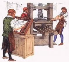 printing press1 Three Problems to Avoid If You Publish a Fiction Ebook